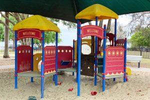 george clayton park playground