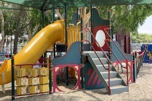 toddler friendly playground george clayton park