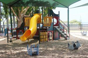 george clayton park play space