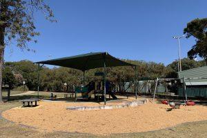 sand based playground mount gravatt.