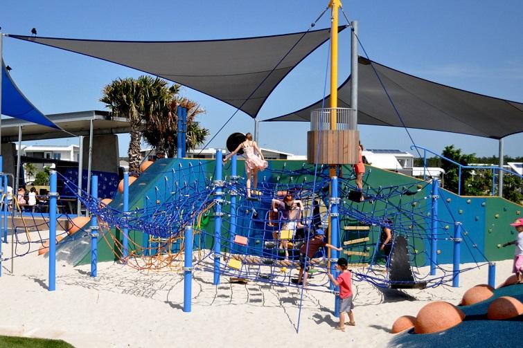 Bells Reach Playground.