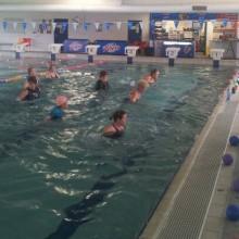 Gould adams park aquatic centre kingston brisbane kids for Park road swimming pool opening times