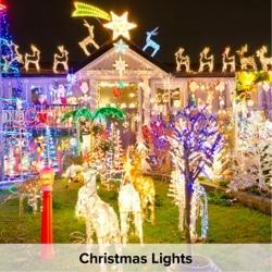 Christmas Lights in Brisbane