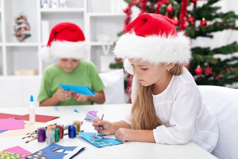 Christmas fun at home