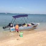 moreton boat hire