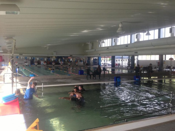 gould adams park aquatic centre kingston brisbane kids