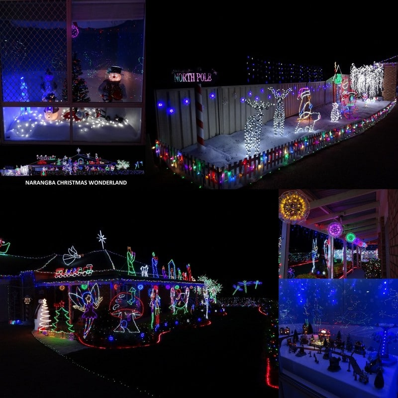 Where To Find The Best Christmas Lights In Brisbane 2014