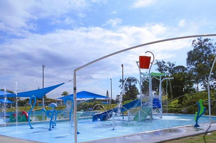 Springwood aquatic centre learn to swim