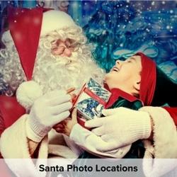 Santa Photo Locations in Brisbane