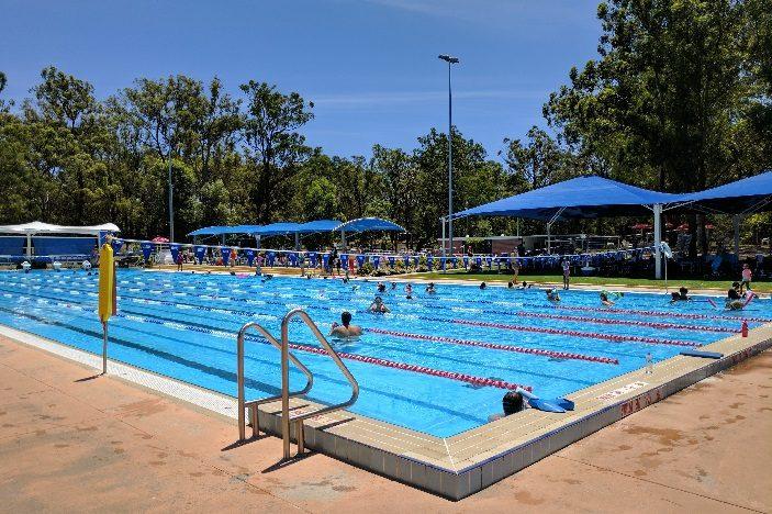 Yeronga Park Memorial Pool