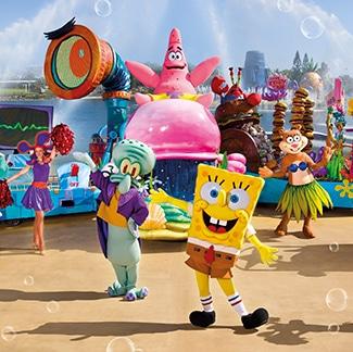 theme park capital seaworld