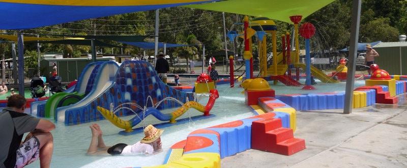Big 4 waterpark