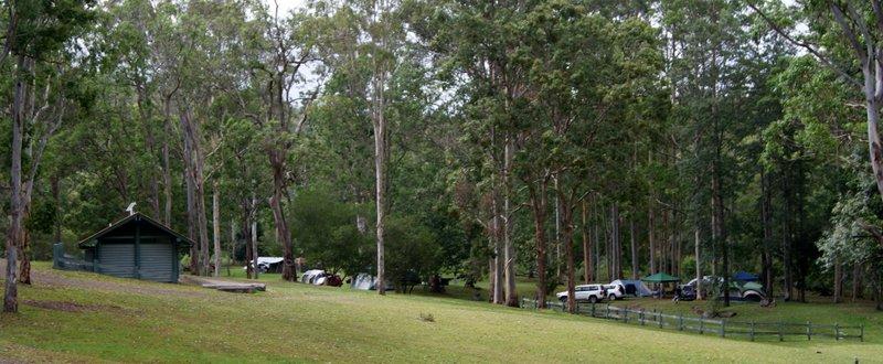 Jimna camping