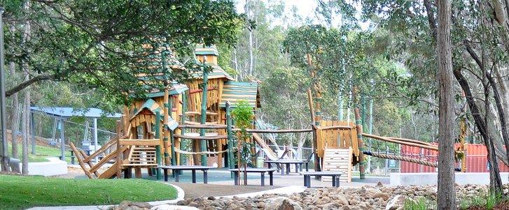 Funderwood Hollow Brisbane S Scariest Playground Or