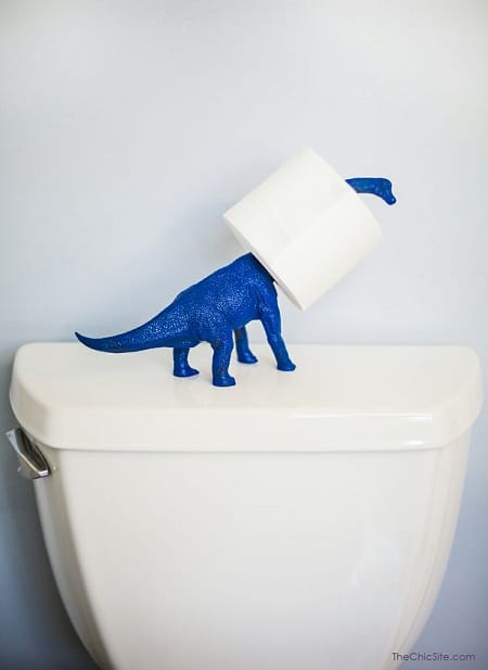 dinosaur upcycle