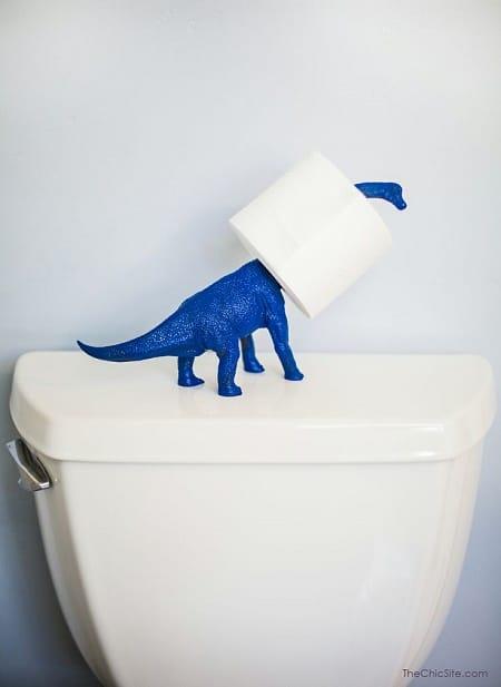 dinosaur upcycle
