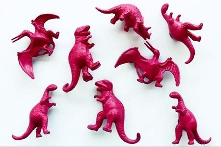 dinosaur fridge magets
