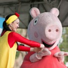 Peppa Pig Show - Green Heart Fair