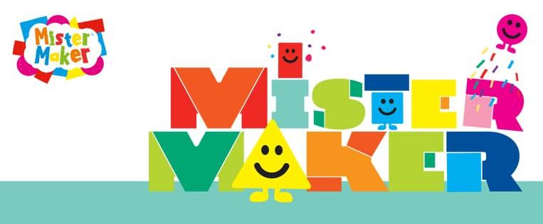 Mister Maker products Australia
