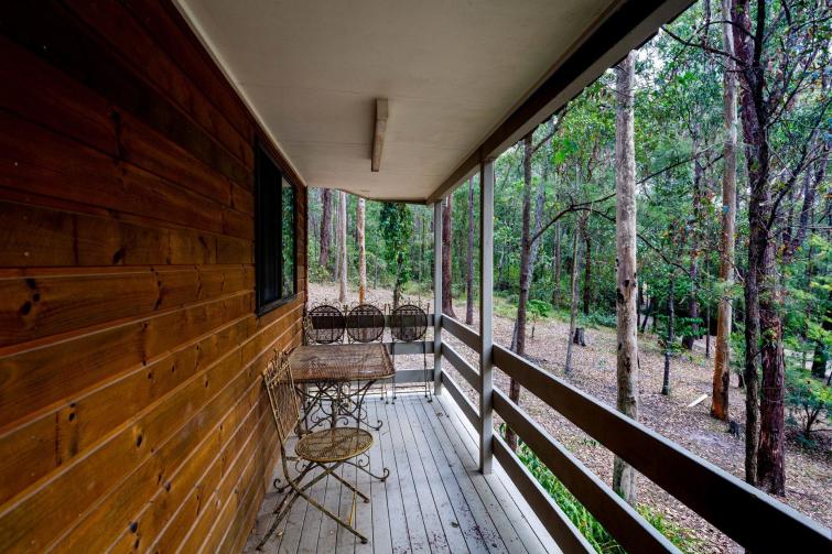 Bush Lodges at Thunderbird Park