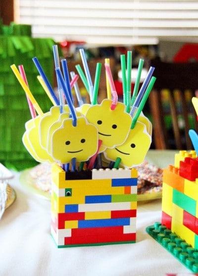 Lego Party Decor