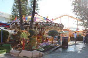 Carousel at Movie World