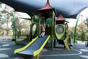 playground in brisbane city