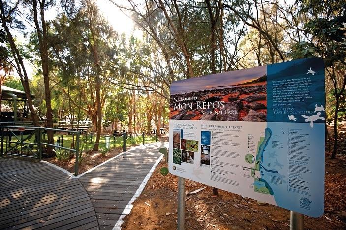 Mon Repos National Park Entry