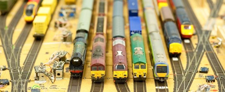 Where to find trains in Brisbane