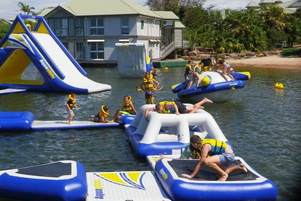 Novotel Twin Waters Resort The Review Brisbane Kids