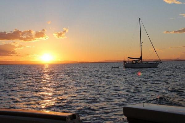 Moreton Island family holiday