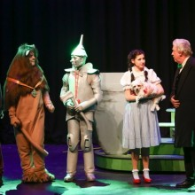 The Wizard of Oz Redcliffe