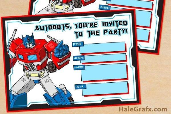 Top Transformers Party Ideas Brisbane Kids