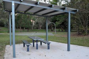 shailer park picnic shelter.