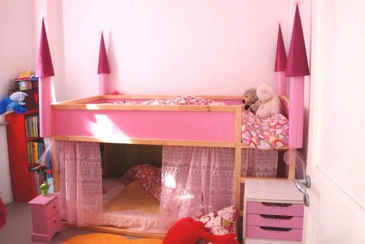 ikea hacks for kids - Ikea Kids Bedroom