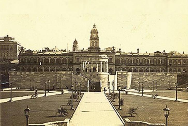 Brisbane heritage sites
