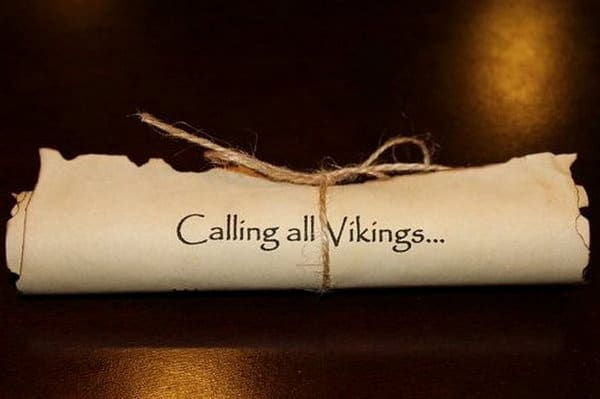 Viking Party Decorations