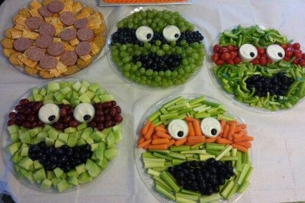fruit ninja game healthy fruit birthday cake