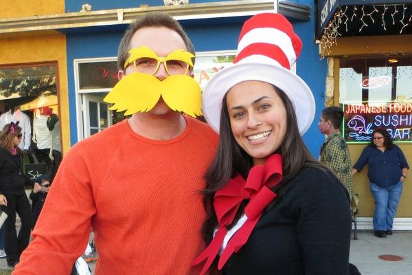 Dr Seuss Teacher Costumes