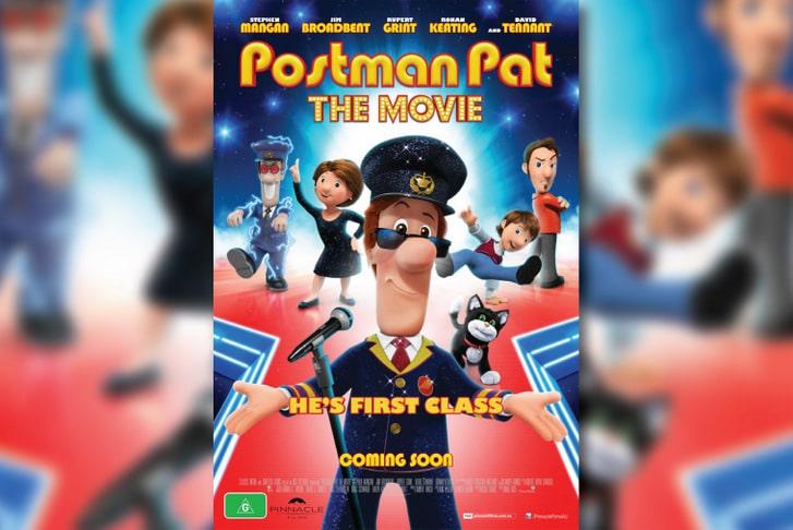 Win tickets to Postman Pat