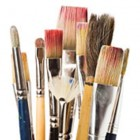 craft paint brushes BCC
