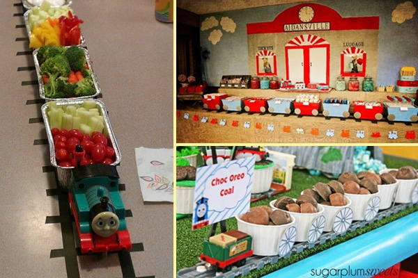 All Aboard 16 Ideas For An Outstanding Train Party O Brisbane Kids