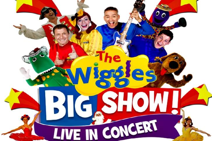 The Wiggles Big Show Brisbane 2014 Brisbane Kids