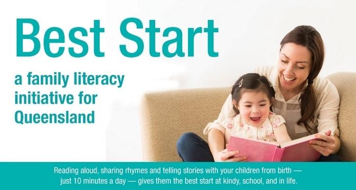 Best Start library program