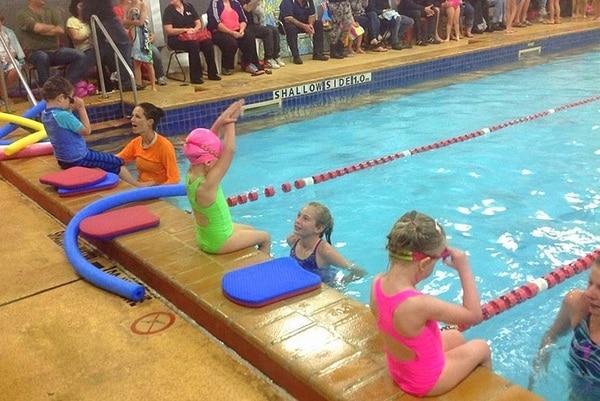 Learn to swim program Lawnton Brisbane
