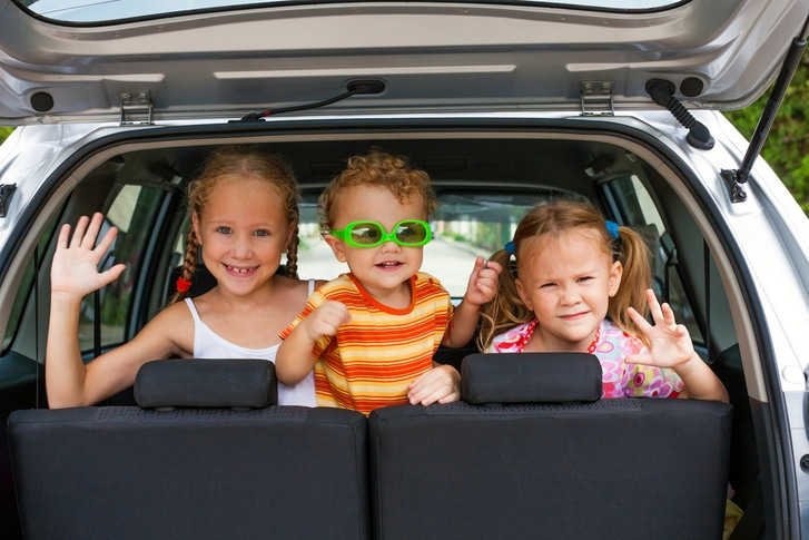 Car Seats in Queensland for Kids