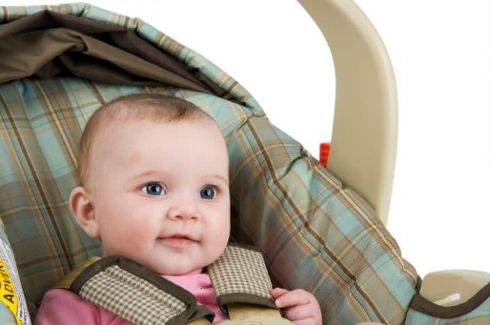 Car Seats in Queensland for Babies