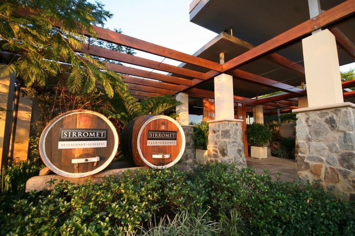 Family friendly winery in Brisbane