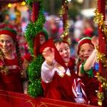 Christmas in Brisbane city