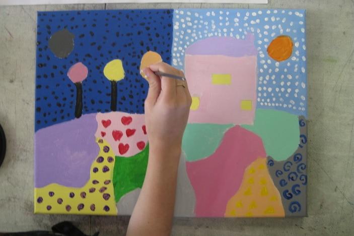 Kindy and school art workshops in Brisbane